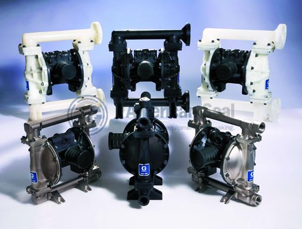 GRACO Diaphragm pumps