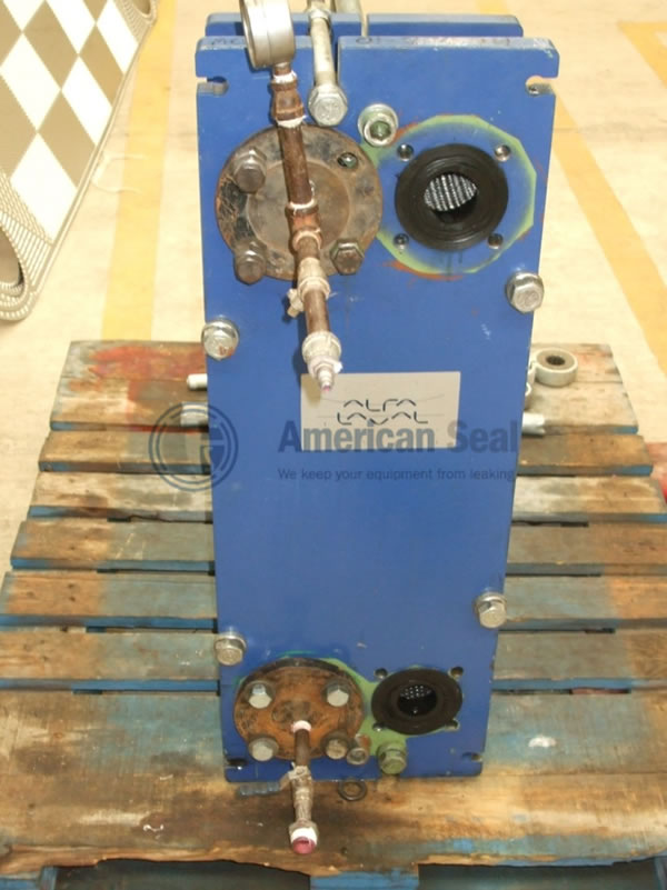 Heat exchangers maintenance