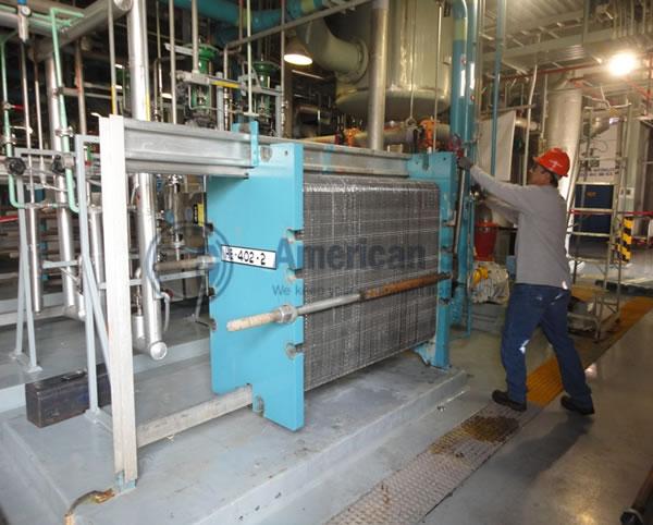 Site Maintenance Heat Exchangers
