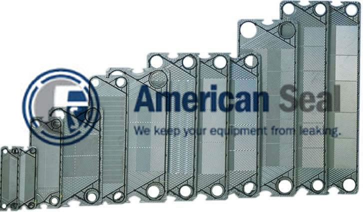 Plates for  Heat Exchangers